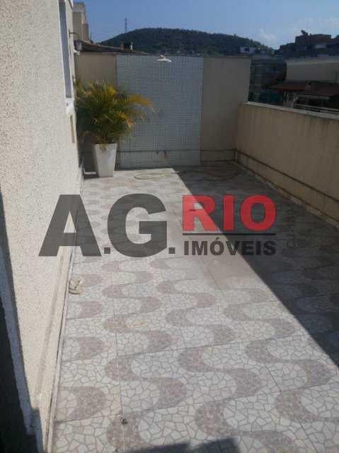 20160406_143516 - Cobertura 2 quartos à venda Rio de Janeiro,RJ - R$ 400.000 - AGV60857 - 12