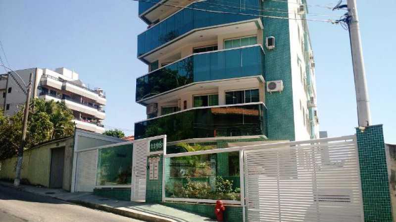 IMG-20160425-WA0014 - Apartamento À Venda - Rio de Janeiro - RJ - Vila Valqueire - AGV30914 - 1