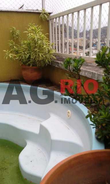 20160428_163250 - Cobertura 4 quartos à venda Rio de Janeiro,RJ - R$ 380.000 - AGV60858 - 20