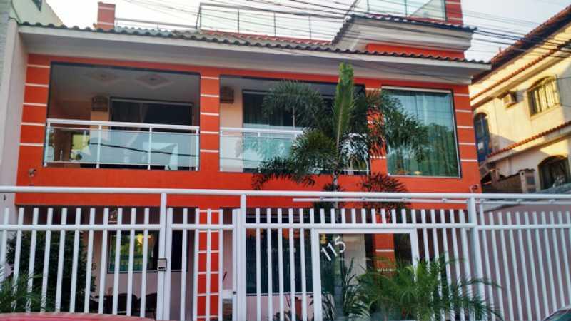 IMG_20160502_164159347_HDR - Casa À Venda no Condomínio acácias imperial - Rio de Janeiro - RJ - Vila Valqueire - AGV73244 - 1