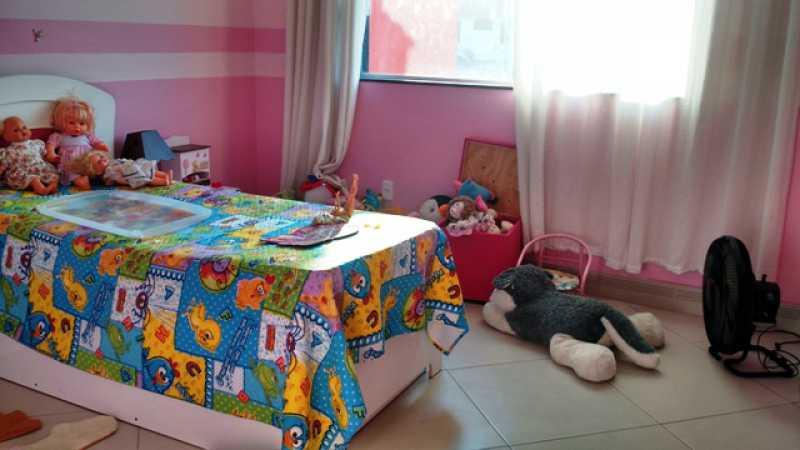IMG_20160502_161131976_HDR - Casa À Venda no Condomínio acácias imperial - Rio de Janeiro - RJ - Vila Valqueire - AGV73244 - 24