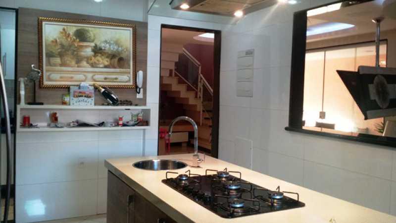 IMG_20160502_162128984 - Casa À Venda no Condomínio acácias imperial - Rio de Janeiro - RJ - Vila Valqueire - AGV73244 - 14