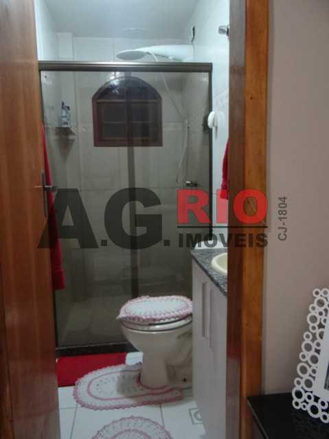 Banheiro social 3 - Casa 3 quartos à venda Rio de Janeiro,RJ - R$ 495.000 - AGV73266 - 25