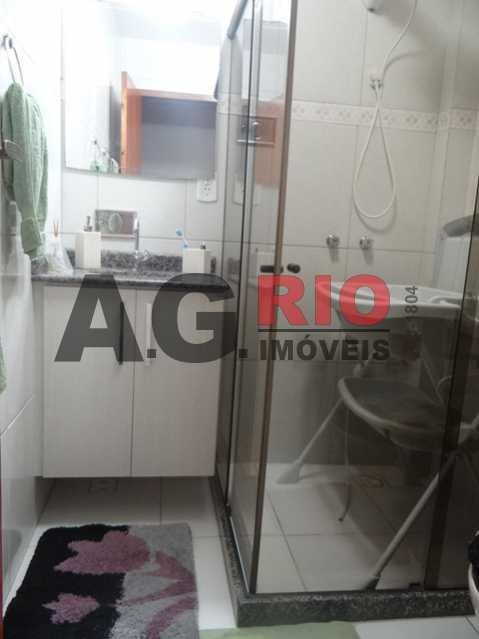 Banheiro suíte 1 - Casa À Venda - Rio de Janeiro - RJ - Vila Valqueire - AGV73266 - 24