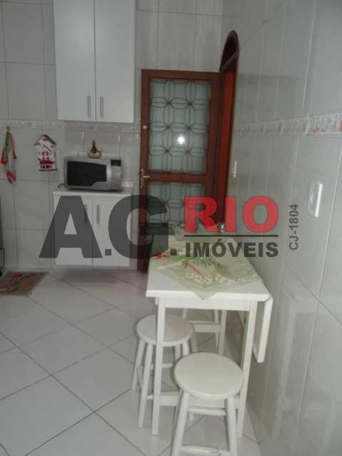 Cozinha 1 - Casa 3 quartos à venda Rio de Janeiro,RJ - R$ 495.000 - AGV73266 - 10