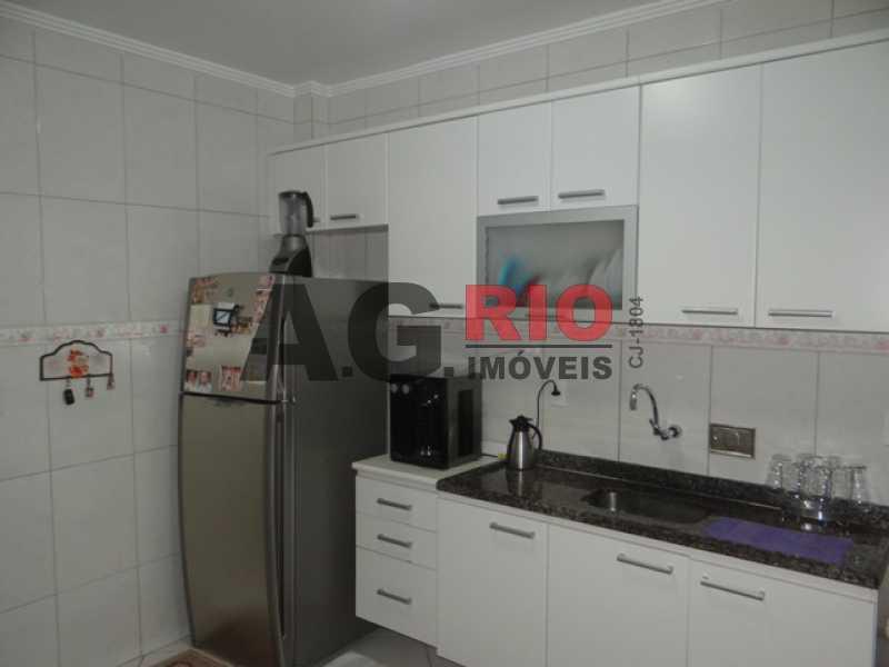 Cozinha 2 - Casa 3 quartos à venda Rio de Janeiro,RJ - R$ 495.000 - AGV73266 - 11