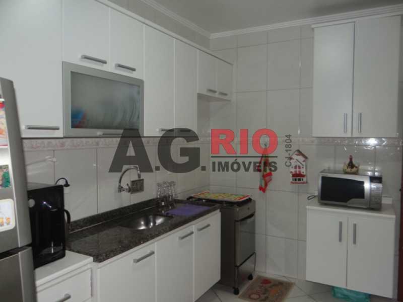 Cozinha 3 - Casa 3 quartos à venda Rio de Janeiro,RJ - R$ 495.000 - AGV73266 - 12
