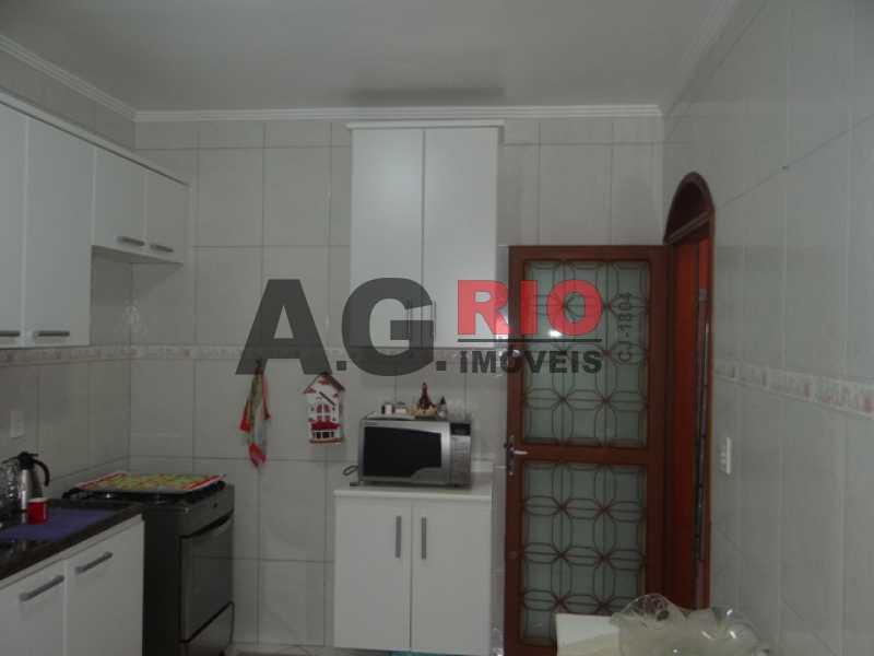 Cozinha 4 - Casa 3 quartos à venda Rio de Janeiro,RJ - R$ 495.000 - AGV73266 - 13