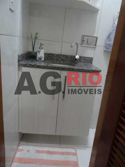 Lavabo 2 - Casa 3 quartos à venda Rio de Janeiro,RJ - R$ 495.000 - AGV73266 - 9