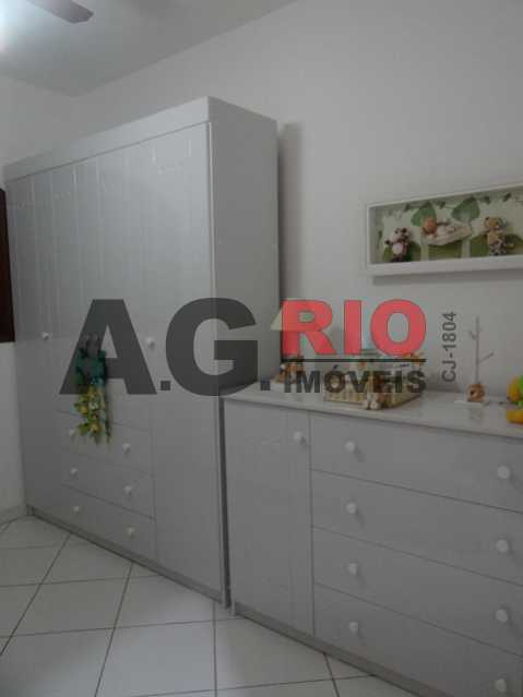 Quarto 2 1 - Casa 3 quartos à venda Rio de Janeiro,RJ - R$ 495.000 - AGV73266 - 14
