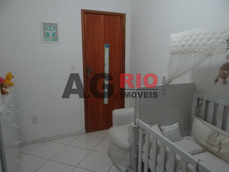 Quarto 2 3 - Casa 3 quartos à venda Rio de Janeiro,RJ - R$ 495.000 - AGV73266 - 16
