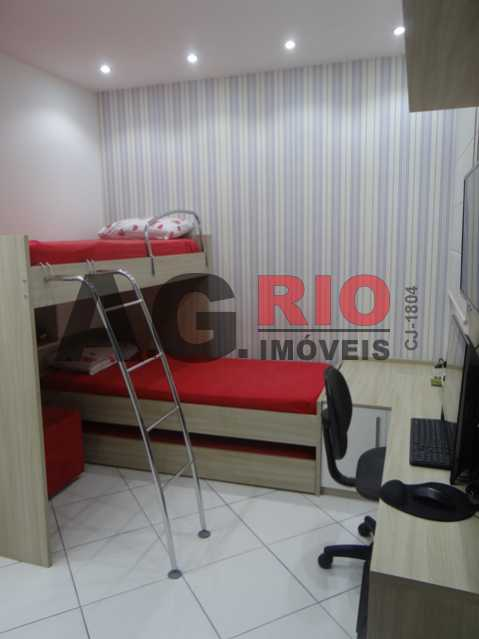 Quarto 3 1 - Casa 3 quartos à venda Rio de Janeiro,RJ - R$ 495.000 - AGV73266 - 17