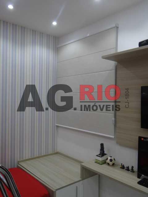 Quarto 3 5 - Casa 3 quartos à venda Rio de Janeiro,RJ - R$ 495.000 - AGV73266 - 18