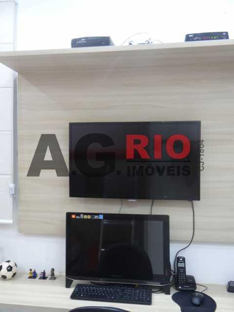 Quarto 3 6 - Casa 3 quartos à venda Rio de Janeiro,RJ - R$ 495.000 - AGV73266 - 19