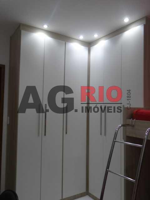 Quarto 3 7 - Casa 3 quartos à venda Rio de Janeiro,RJ - R$ 495.000 - AGV73266 - 20