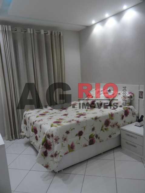 Quarto suíte 1 - Casa À Venda - Rio de Janeiro - RJ - Vila Valqueire - AGV73266 - 21