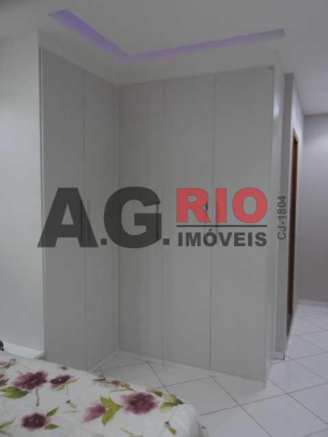 Quarto suíte 4 - Casa À Venda - Rio de Janeiro - RJ - Vila Valqueire - AGV73266 - 22