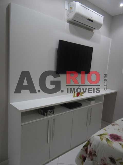 Quarto suíte 6 - Casa 3 quartos à venda Rio de Janeiro,RJ - R$ 495.000 - AGV73266 - 23