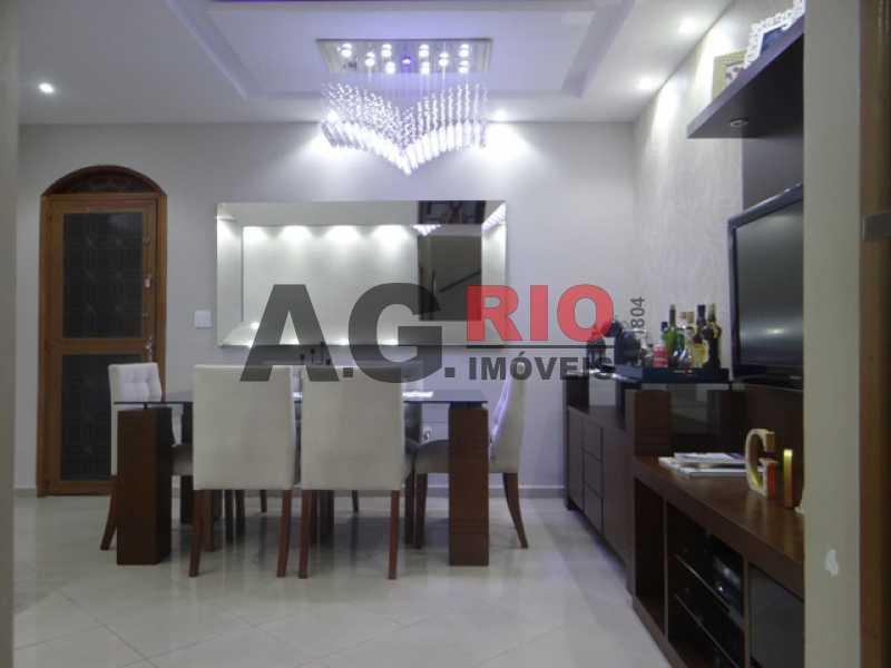 Sala 1 - Casa 3 quartos à venda Rio de Janeiro,RJ - R$ 495.000 - AGV73266 - 3