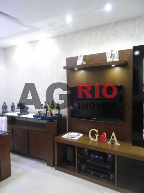 Sala 3 - Casa 3 quartos à venda Rio de Janeiro,RJ - R$ 495.000 - AGV73266 - 5