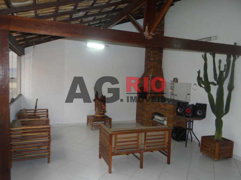 Terraço 1 - Casa 3 quartos à venda Rio de Janeiro,RJ - R$ 495.000 - AGV73266 - 27