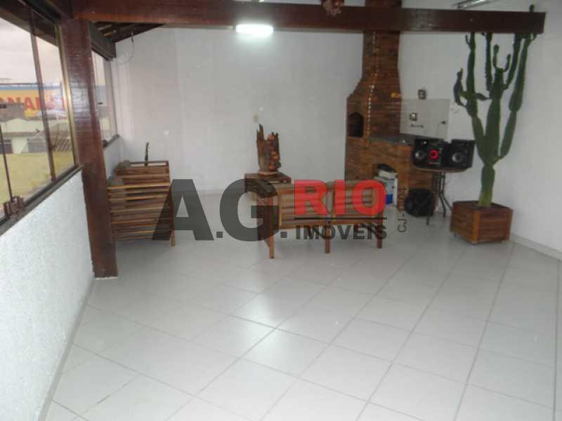 Terraço 2 - Casa 3 quartos à venda Rio de Janeiro,RJ - R$ 495.000 - AGV73266 - 28