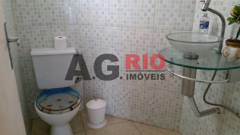 IMG-20160614-WA0031 - Casa À Venda - Rio de Janeiro - RJ - Jardim Sulacap - AGV73273 - 7
