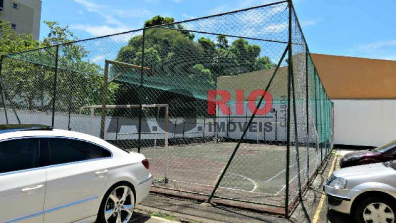 AREA EXTERNA_QUADRA - Apartamento À Venda - Rio de Janeiro - RJ - Praça Seca - AGV22591 - 29
