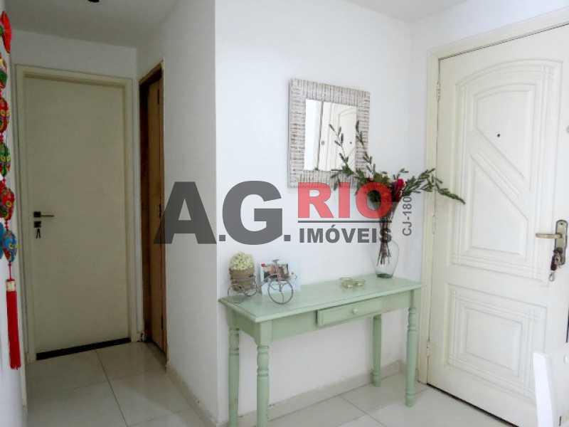 1_ENTRADA_1 - Apartamento À Venda - Rio de Janeiro - RJ - Praça Seca - AGV22591 - 3