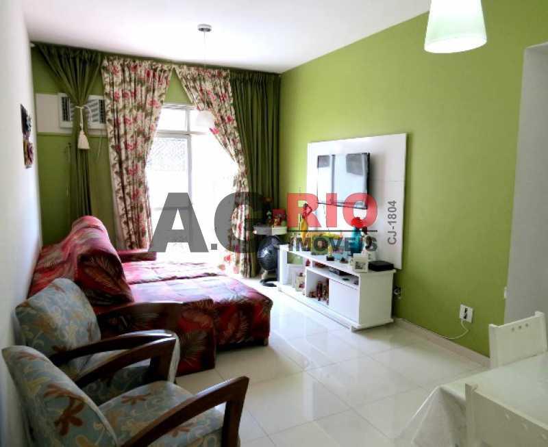 2_SALA_3 - Apartamento À Venda - Rio de Janeiro - RJ - Praça Seca - AGV22591 - 1