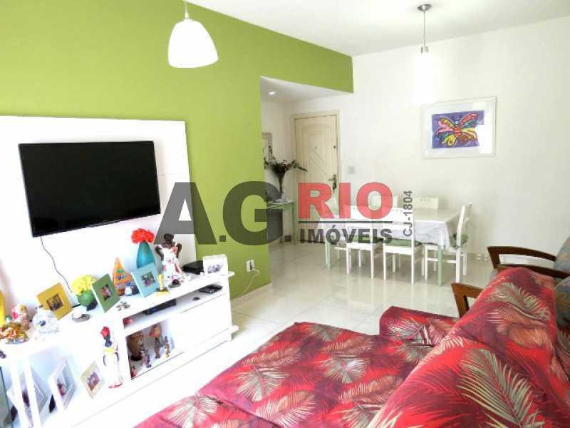 3_SALA_2 - Apartamento À Venda - Rio de Janeiro - RJ - Praça Seca - AGV22591 - 4