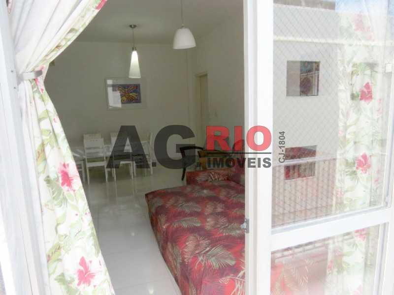 4_VARANDA_2 - Apartamento À Venda - Rio de Janeiro - RJ - Praça Seca - AGV22591 - 5