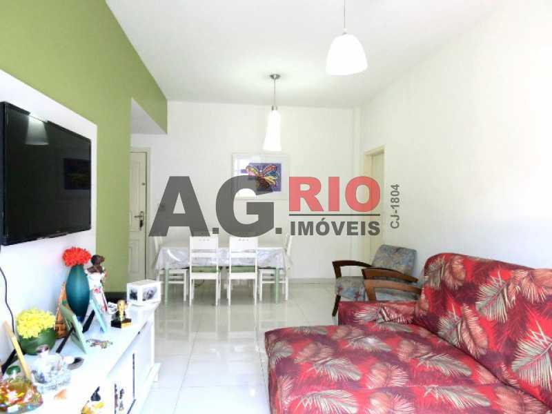 6_SALA_1 - Apartamento À Venda - Rio de Janeiro - RJ - Praça Seca - AGV22591 - 7
