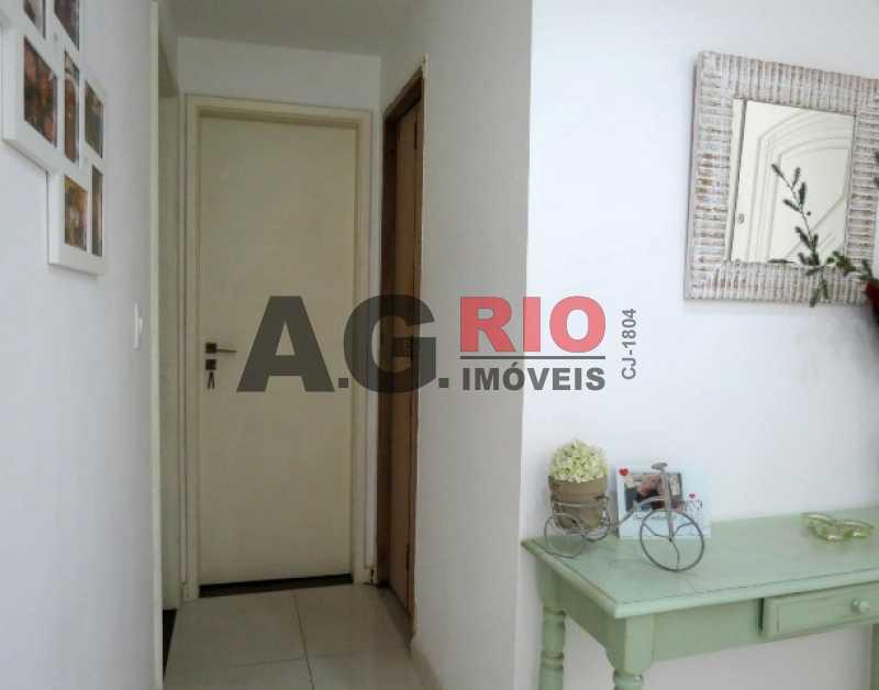 7_CORREDOR - Apartamento À Venda - Rio de Janeiro - RJ - Praça Seca - AGV22591 - 8