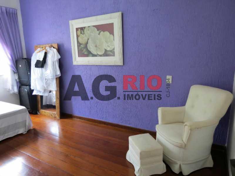 9_QUARTO1_1 - Apartamento À Venda - Rio de Janeiro - RJ - Praça Seca - AGV22591 - 12