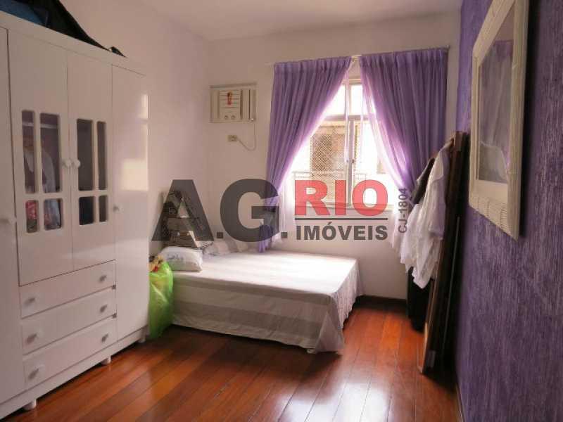 9_QUARTO1_2 - Apartamento À Venda - Rio de Janeiro - RJ - Praça Seca - AGV22591 - 13