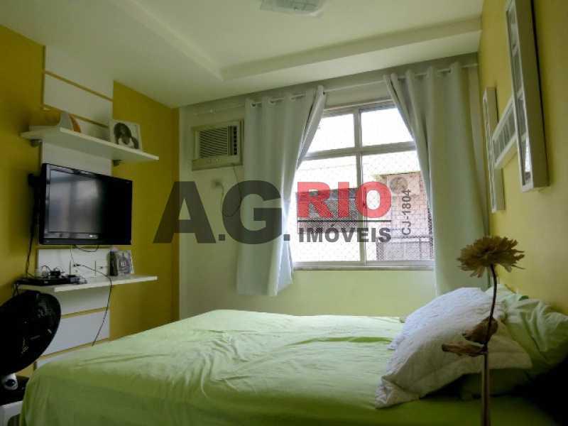10_QUARTO2_1 - Apartamento À Venda - Rio de Janeiro - RJ - Praça Seca - AGV22591 - 14