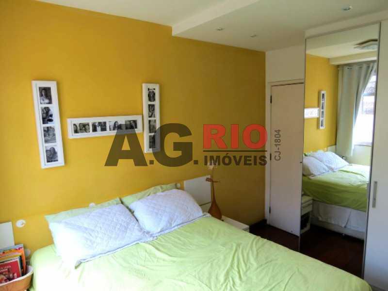 10_QUARTO2_2 - Apartamento À Venda - Rio de Janeiro - RJ - Praça Seca - AGV22591 - 15