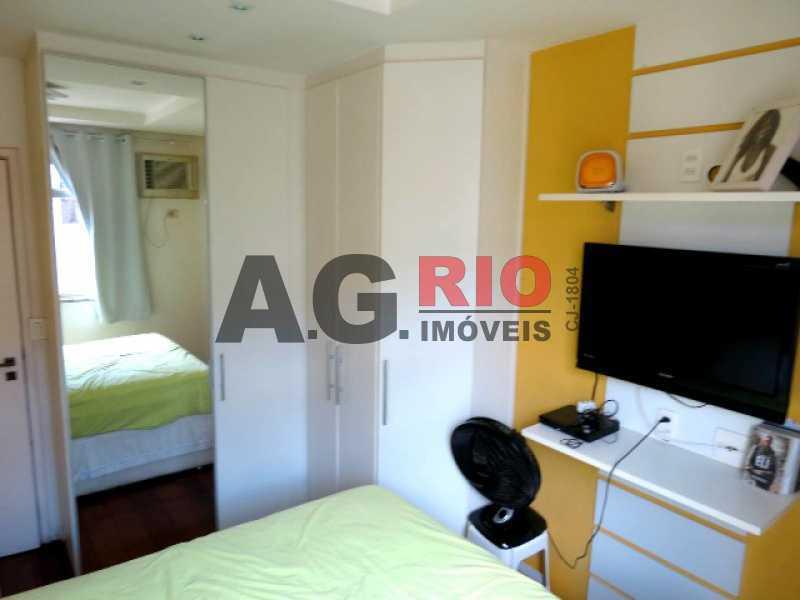 10_QUARTO2_3 - Apartamento À Venda - Rio de Janeiro - RJ - Praça Seca - AGV22591 - 16
