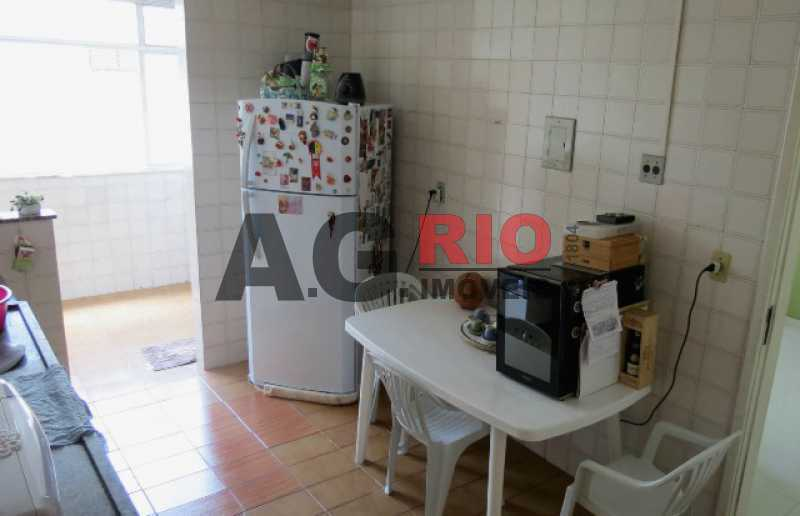 11_COZINHA_1 - Apartamento À Venda - Rio de Janeiro - RJ - Praça Seca - AGV22591 - 17