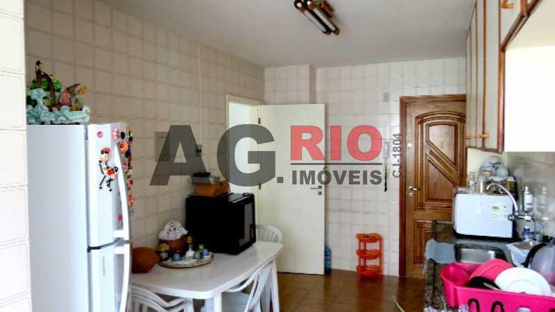 11_COZINHA_2 - Apartamento À Venda - Rio de Janeiro - RJ - Praça Seca - AGV22591 - 18