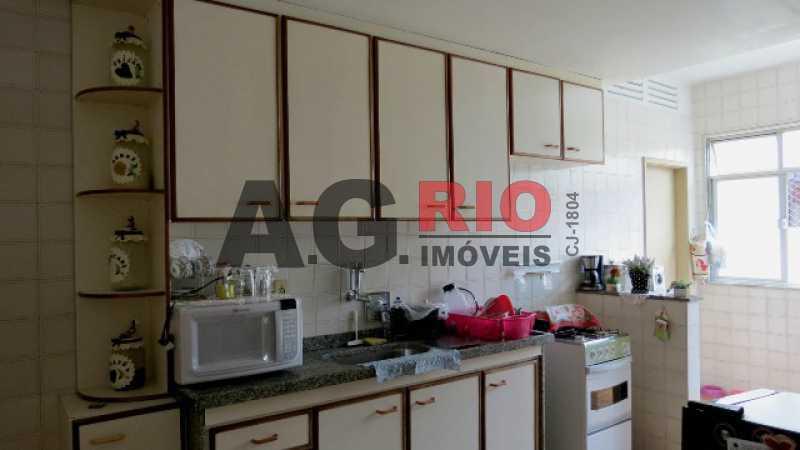 11_COZINHA_3 - Apartamento À Venda - Rio de Janeiro - RJ - Praça Seca - AGV22591 - 19
