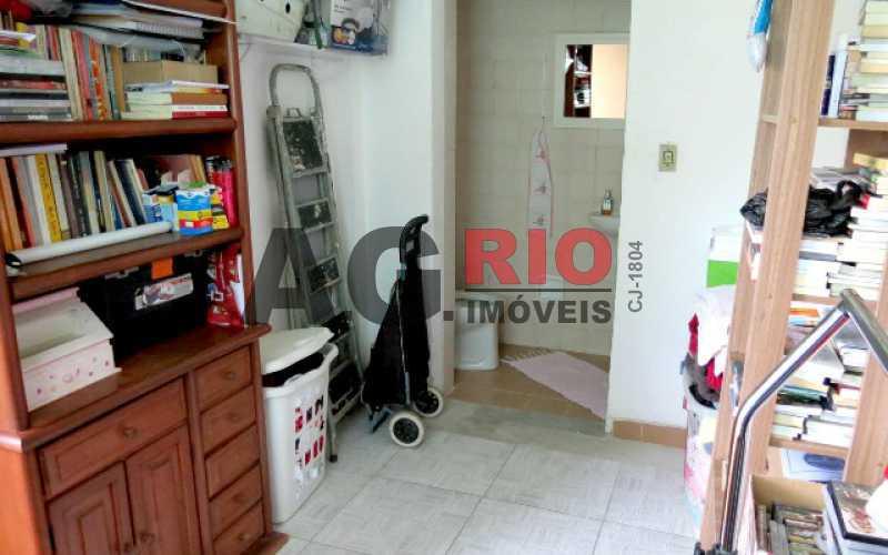 13_DEPENDENCIA_1 - Apartamento À Venda - Rio de Janeiro - RJ - Praça Seca - AGV22591 - 21