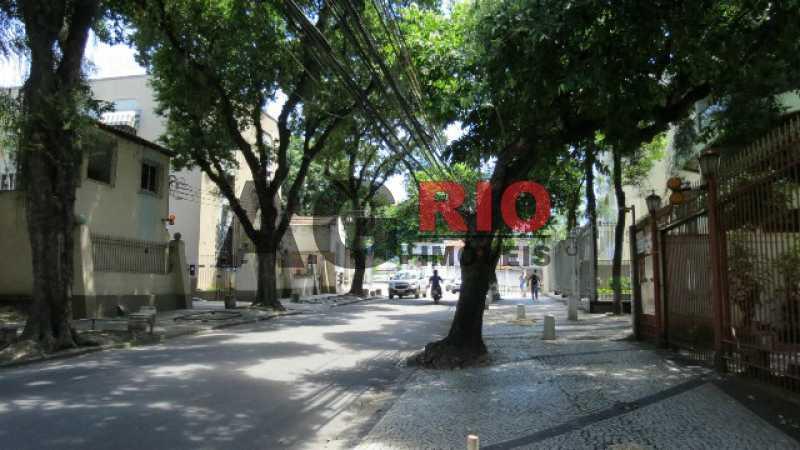AREA EXTERNA_0RUA - Apartamento À Venda - Rio de Janeiro - RJ - Praça Seca - AGV22591 - 24