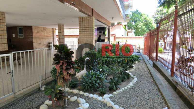 AREA EXTERNA_2ENTRADA_2 - Apartamento À Venda - Rio de Janeiro - RJ - Praça Seca - AGV22591 - 25