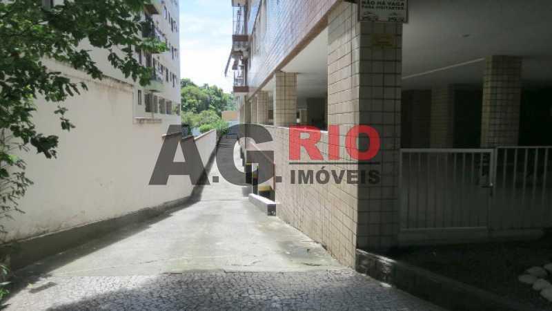 AREA EXTERNA_3ENTRADA - Apartamento À Venda - Rio de Janeiro - RJ - Praça Seca - AGV22591 - 26