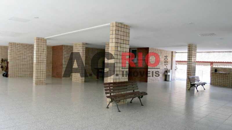 AREA EXTERNA_6 - Apartamento À Venda - Rio de Janeiro - RJ - Praça Seca - AGV22591 - 27