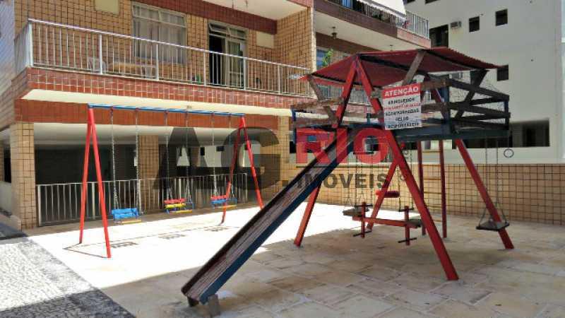AREA EXTERNA_8BRINQUEDOS - Apartamento À Venda - Rio de Janeiro - RJ - Praça Seca - AGV22591 - 30