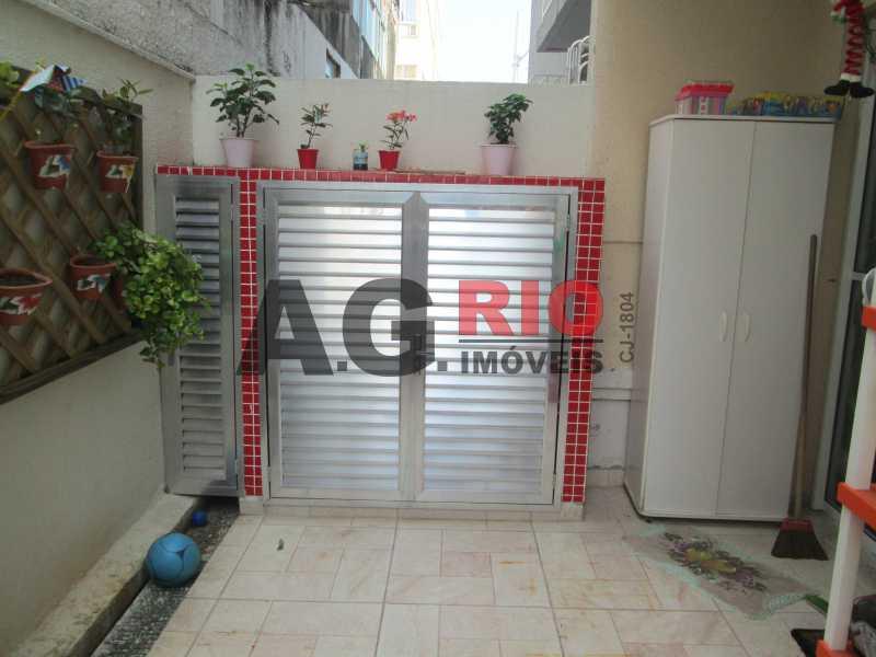 223 - Apartamento Rio de Janeiro, Quintino Bocaiúva, RJ À Venda, 2 Quartos, 63m² - AGF21130 - 10