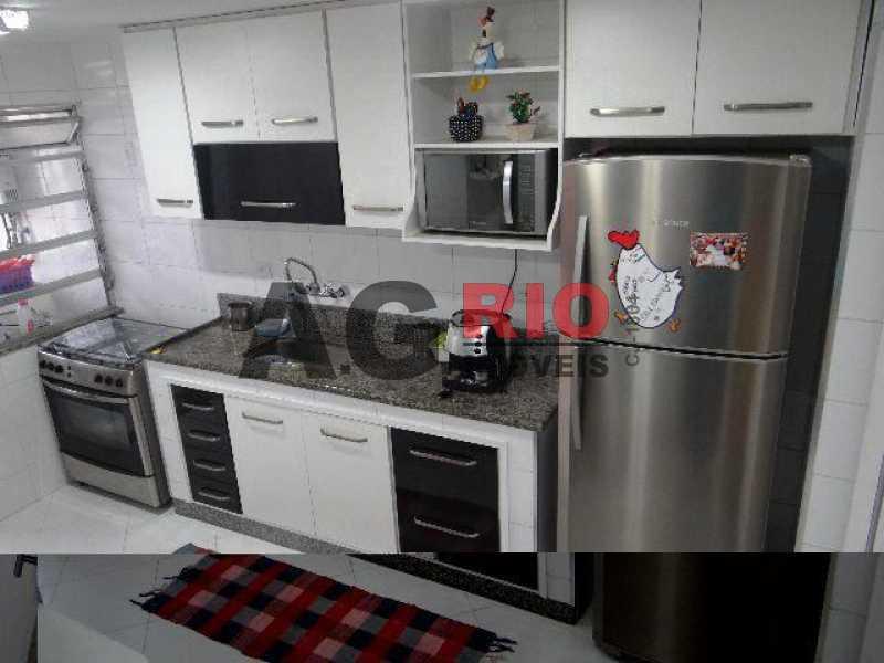 563603018047577 - Apartamento À Venda - Rio de Janeiro - RJ - Praça Seca - AGV22593 - 9